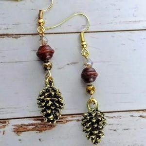 Vintage Fall Earrings